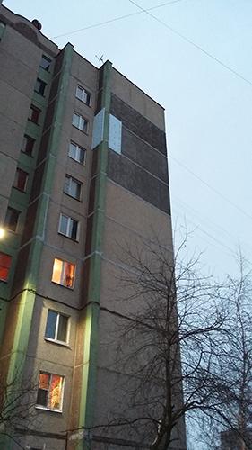Ремонт фасада в спб цена