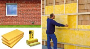 как утеплить стены частного дома